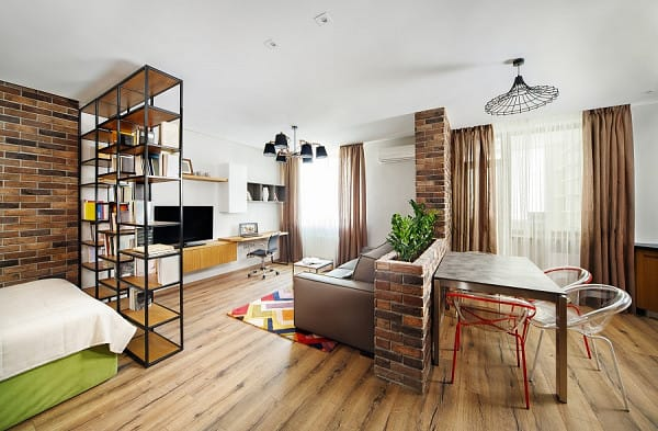 Laminate flooring wide boards image
