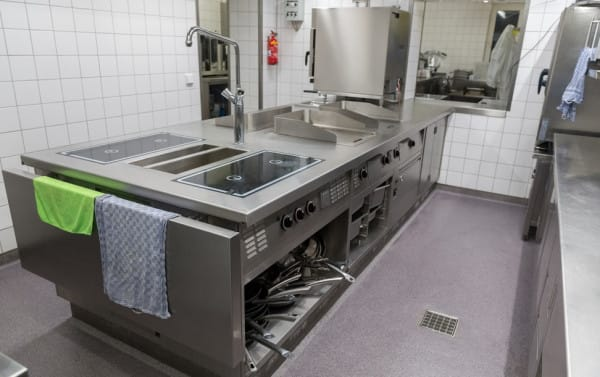 What is the Best Flooring for a Restaurant Kitchen?