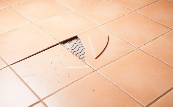 DIY Tile Repair Tricks