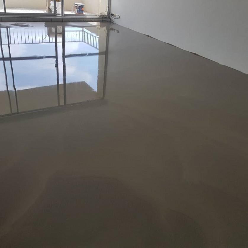 Floor levelling image