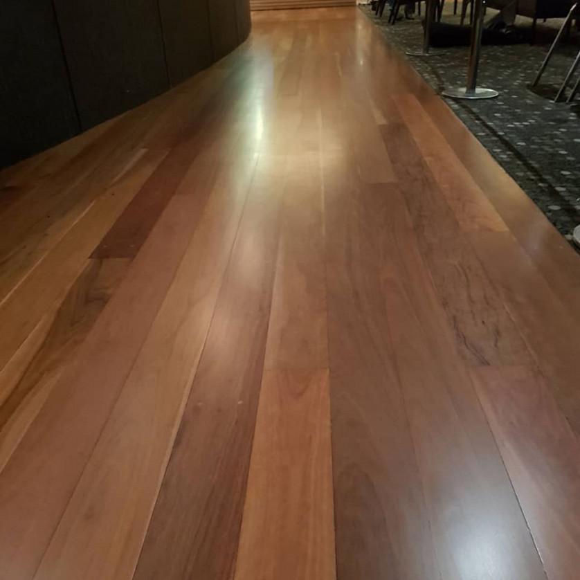 Floor sanding and polishing image