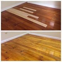 Floor Re-coat NO SANDING