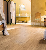 Quick step flooring including installation